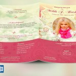Memory Funeral Program Word Publisher Template
