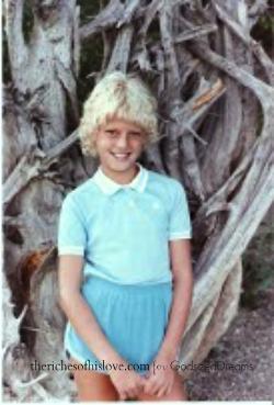 Kristin child pic