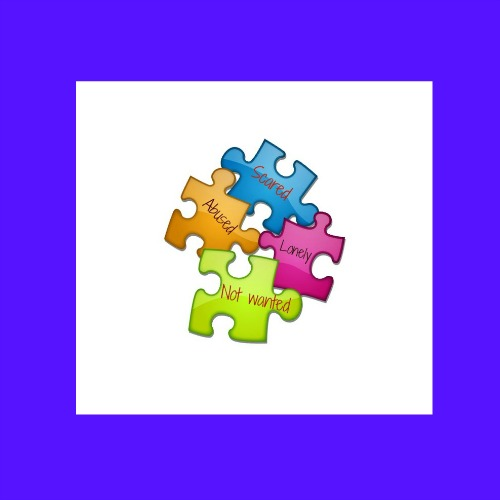 Puzzle pieces - Lovelle 2