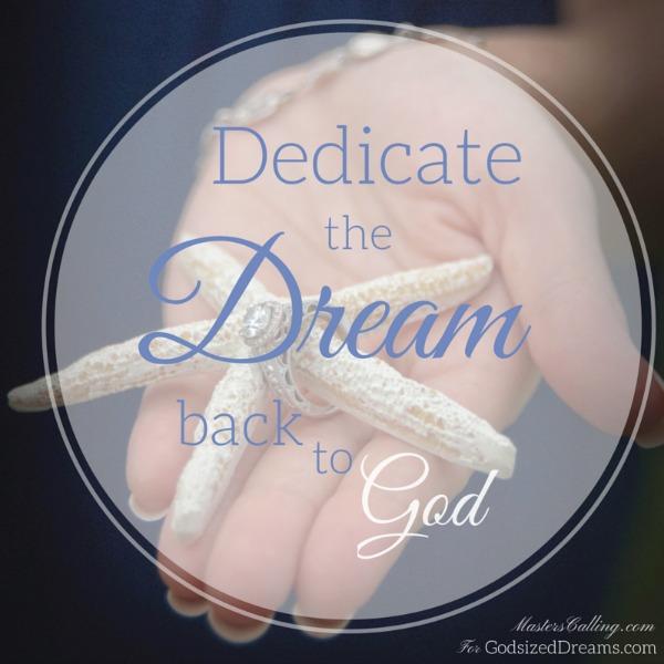Dedicate Dream Back final