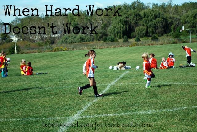 When Hard Work Doesn't Work