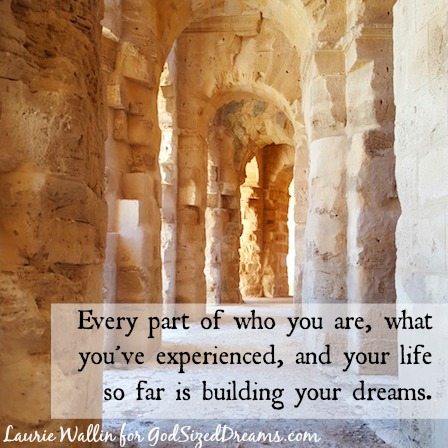 Everything We Experience is Building Our Dreams