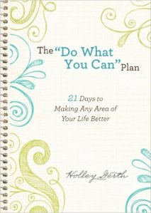 The Do What You Can Plan