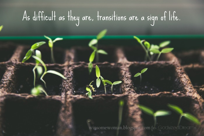 thriving in transition