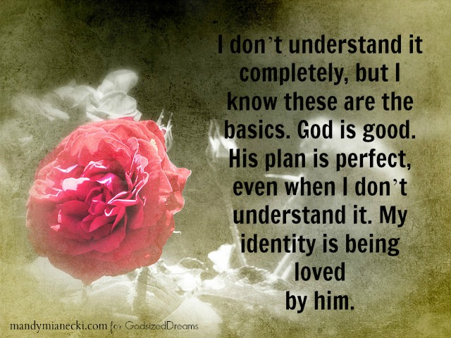 Even If I Don't Understand-Good Good Father
