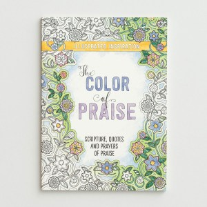 Color and Praise book