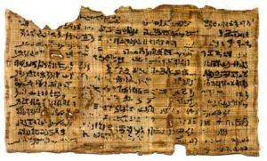 Ipuwer Papyrus S