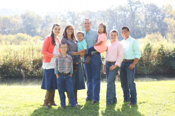 Moschel Family Fall 2015