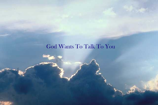 Image result for god talking from the sky