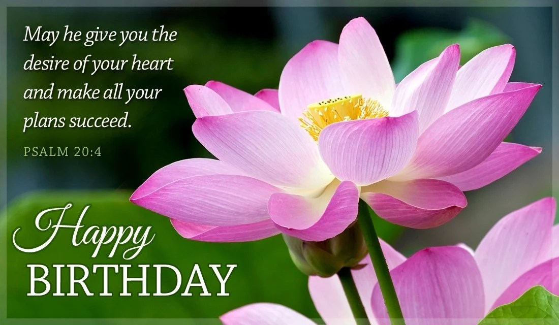 35 Best Bible Verses For Birthdays Celebrate Birth With Scripture