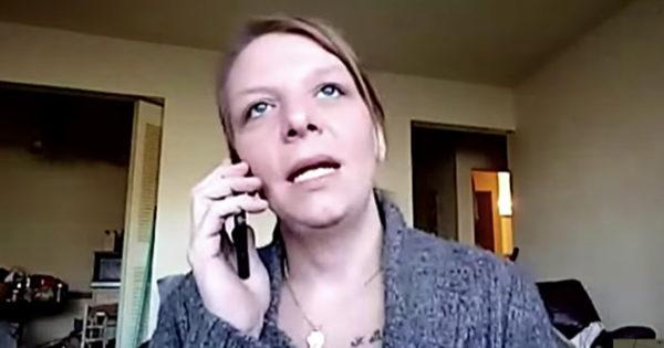 la donna chiama il 911 per ordinare la pizza