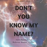 Don't You Know My Name?