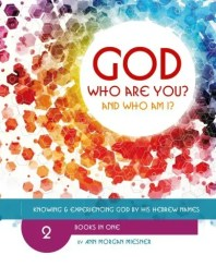 God Who Are You? Main Book