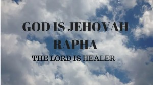 Jehovah Rapha, story of Job