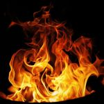 biblical fire