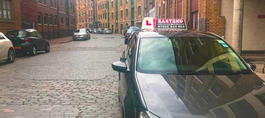 Learning to drive in Wapping