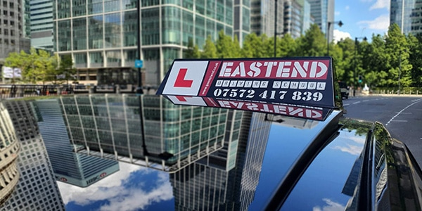 Experience driving instructors in Isle of Dogs e14