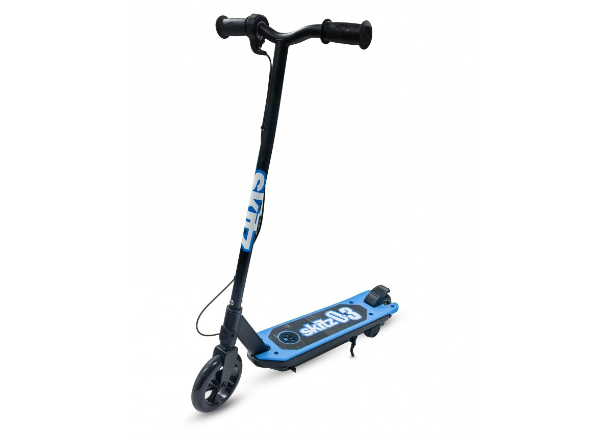 Go Skitz 0 3 Electric Scooter Blue