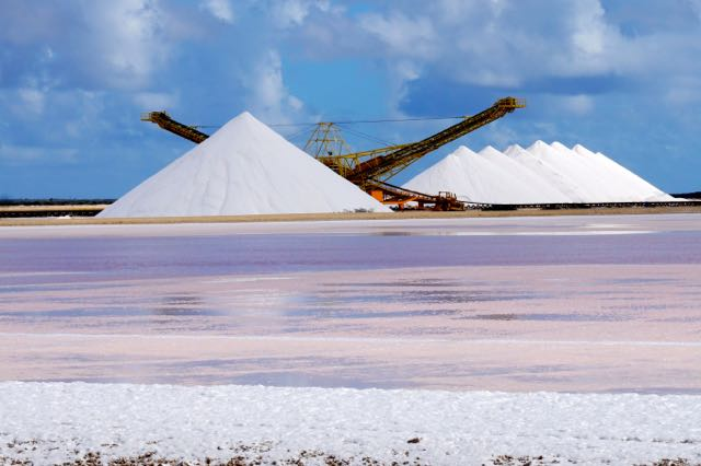 Cargill Salt Hill Bonaire
