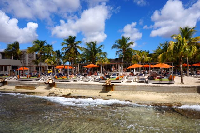 Bonaire spice beach