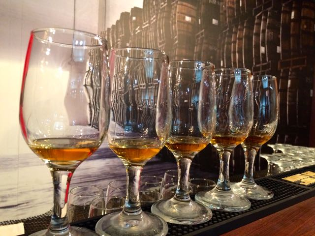rum tasting Barbados