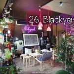 26 Blackyard คาเฟ่สายอาร์ต