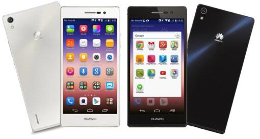 Huawei-Ascend-P7-Farben