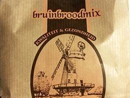 Bruinbrood-mix