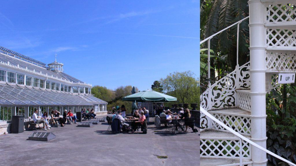 botanische tuinen copenhagen kopenhagen terrasje copenhagen citytrip