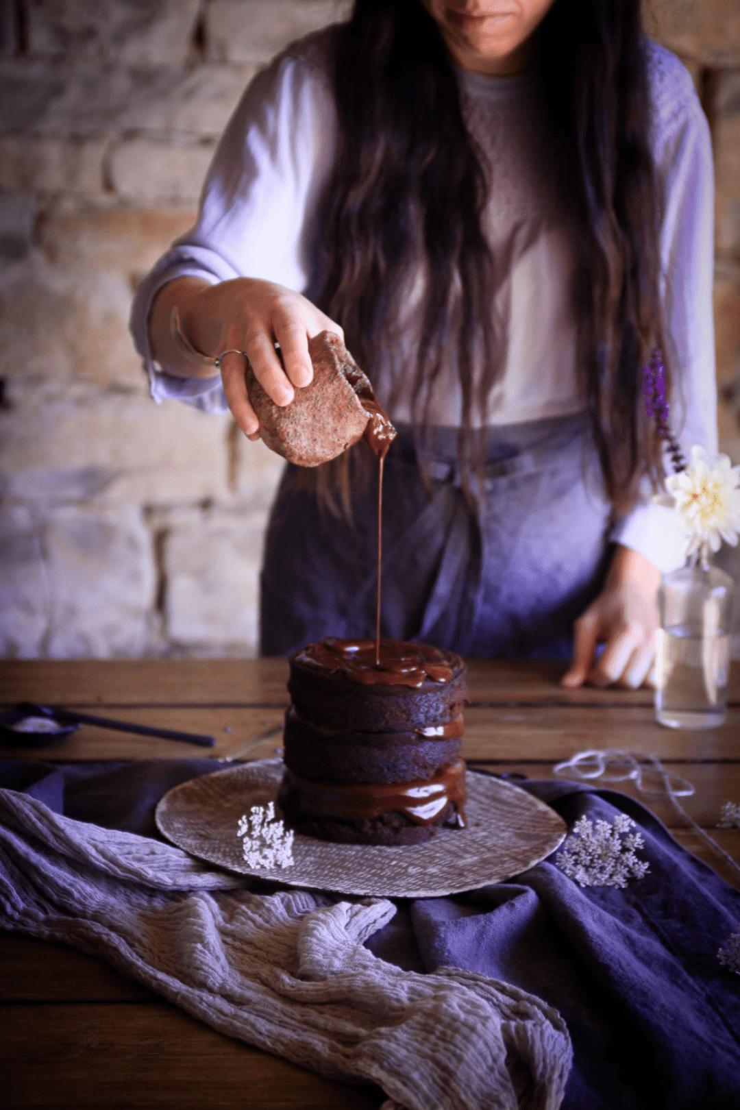 Chocolade breakfast rolls ontbijt taart hazelnootchocolade goestjes jozefien ryckx