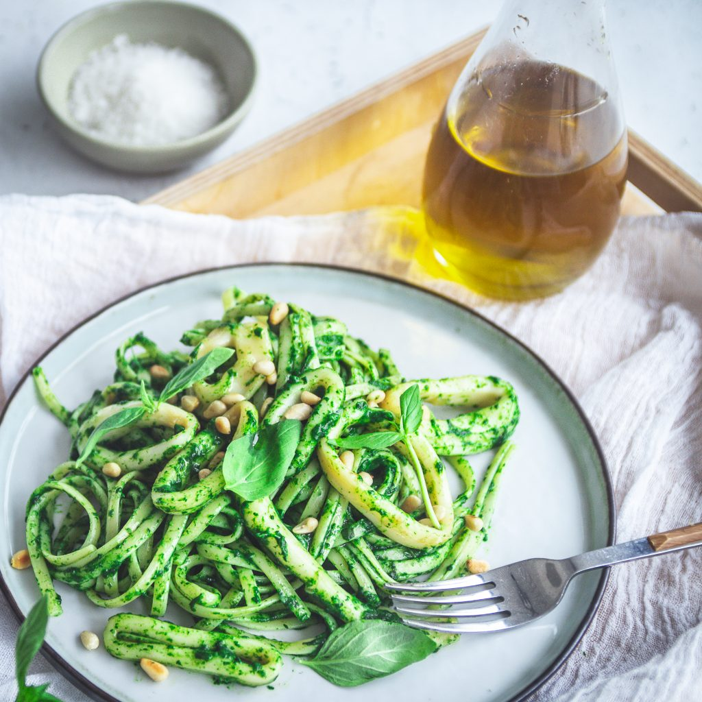 pasta met inktvis recept lekker goestjes koken