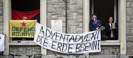 Umweltaktivismus : Klimastreik im Internet