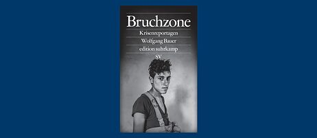 Buchcover: Bruchzone