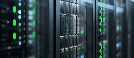Rechenzentren sind global gesehen für ein Drittel des Energiebedarfs des Internets verantwortlich.