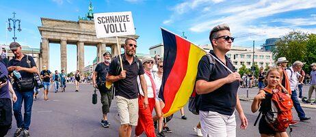 "Corona-Politik : ""Der Streit kann Brücken bauen"""