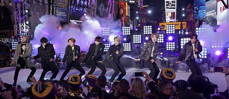"""K-Pop : """"Einfach ein Freigeist sein"""""""