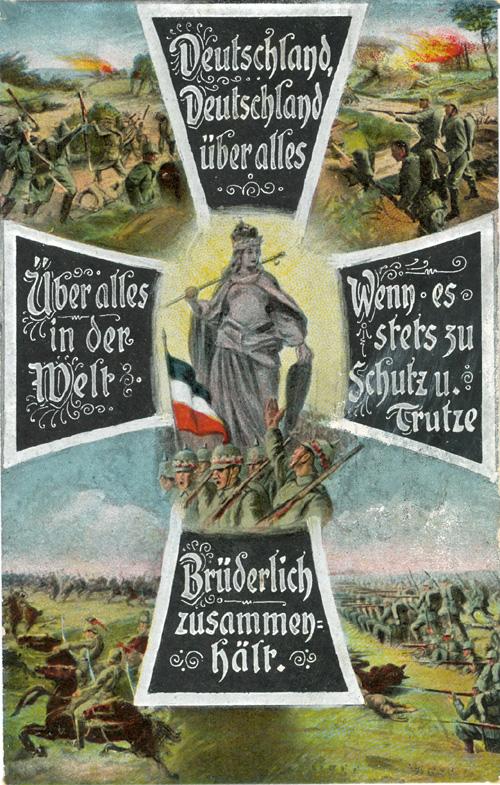 Das Goethezeitportal Patriotische Lieder Und Ihre