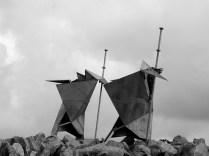 Les pèlerins Mont Saint-Michel 1% artistique