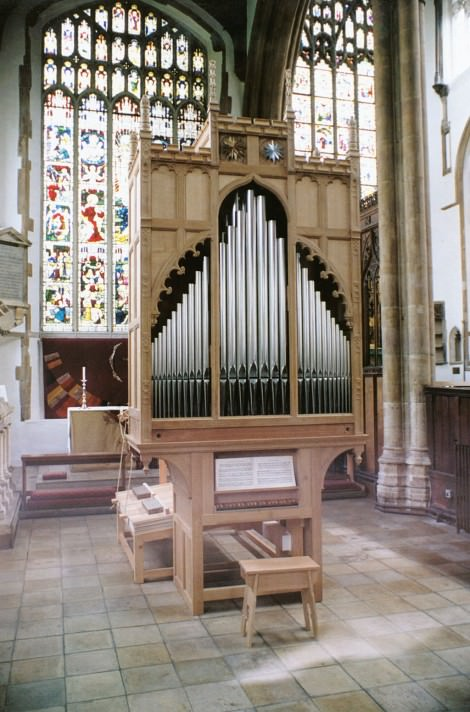 The Wetheringsett Organ