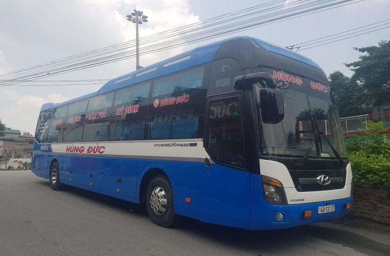 Getting from Hanoi to Halong Bay by local bus