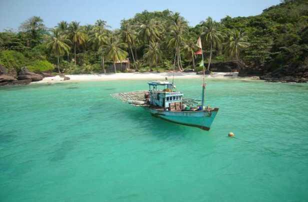 An Thoi Island in Phu Quoc