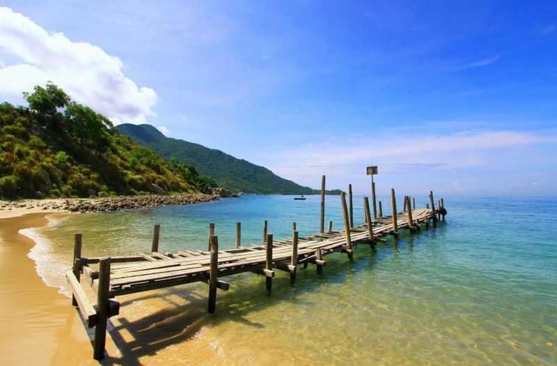 Hon Thom Island in Phu Quoc