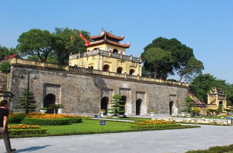 Thang Long citadel (citadels in Vietnam)