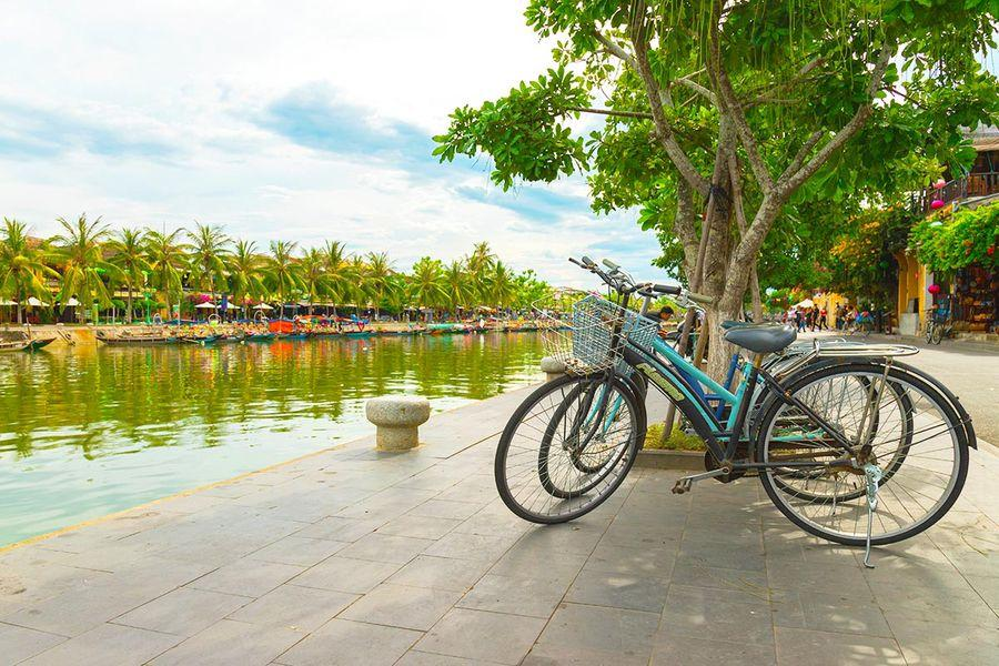 Cycling in Vietnam