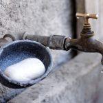 faucet water tap soap