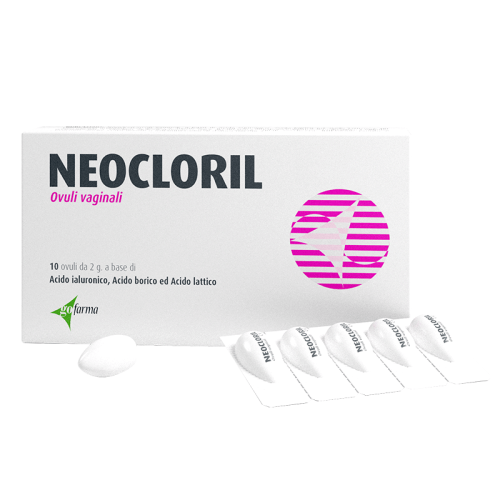 NEOCLORIL Ovuli vaginali