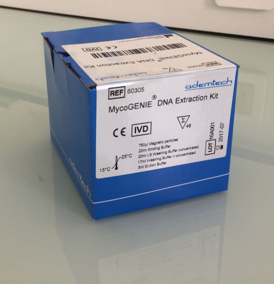 mycogenie dna extraction kit
