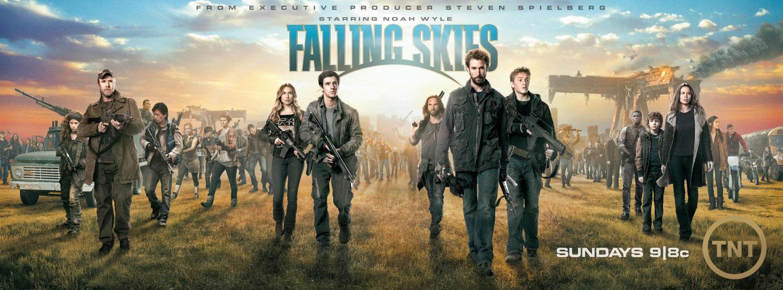 Falling Skies Season 2 Banner
