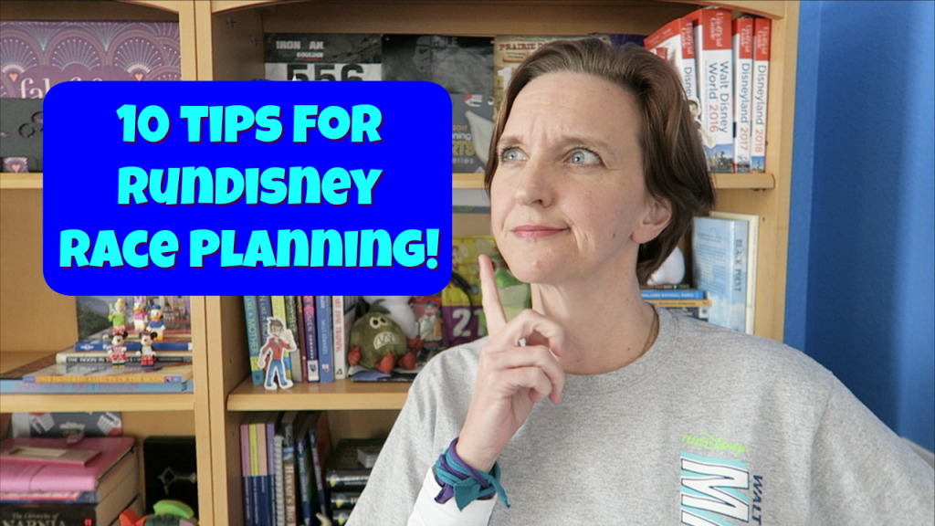 10 Tips for RunDisney Race Day Planning