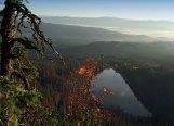 Plesne lake